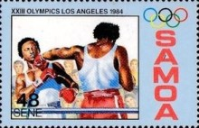 [Olympic Games - Los Angeles, USA, Typ RA]