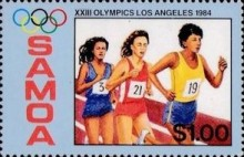 [Olympic Games - Los Angeles, USA, Typ RB]