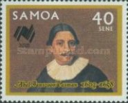 [The 200th Anniversary of Australian Settlement - Explorers of the Pacific, Typ TW]