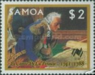 [The 200th Anniversary of Australian Settlement - Explorers of the Pacific, Typ TZ]