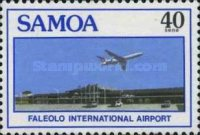 [Opening of Faleolo Airport, Typ UH]