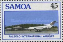 [Opening of Faleolo Airport, Typ UI]