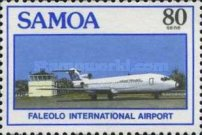 [Opening of Faleolo Airport, Typ UL]