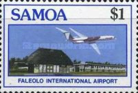 [Opening of Faleolo Airport, Typ UM]