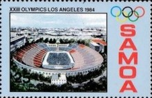 [Olympic Games - Los Angeles, USA, Typ XQZ]