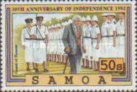 [The 30th Anniversary of Independence, type XX]