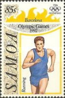 [Olympic Games - Barcelona, Spain, type YJ]