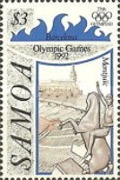 [Olympic Games - Barcelona, Spain, type YK]