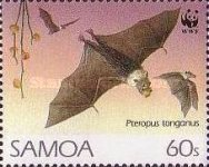 [Worldwide Nature Protection - Flying Foxes, Typ YZ]