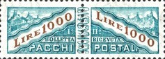 [Parcel Post - New Value, type D11]