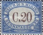 [Numeral Stamps, Typ A33]