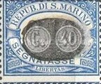 [Numeral Stamps of 1925 Surcharged, Typ B10]