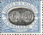 [Numeral Stamps of 1925 Surcharged, Typ B11]