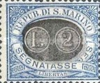 [Numeral Stamps of 1925 Surcharged, Typ B12]