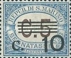[Numeral Stamps of 1925-1939 Surcharged, Typ B15]