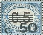 [Numeral Stamps of 1925-1939 Surcharged, Typ B18]