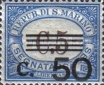 [Numeral Stamps of 1925-1939 Surcharged, Typ B19]