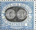 [Numeral Stamps of 1925 Surcharged, Typ B3]