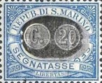 [Numeral Stamps of 1925 Surcharged, Typ B4]