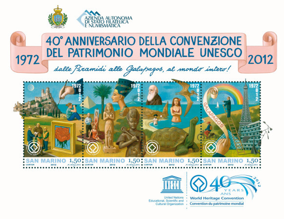[The 40th Anniversary of the UNESCO World Heritage Convention, Typ ]