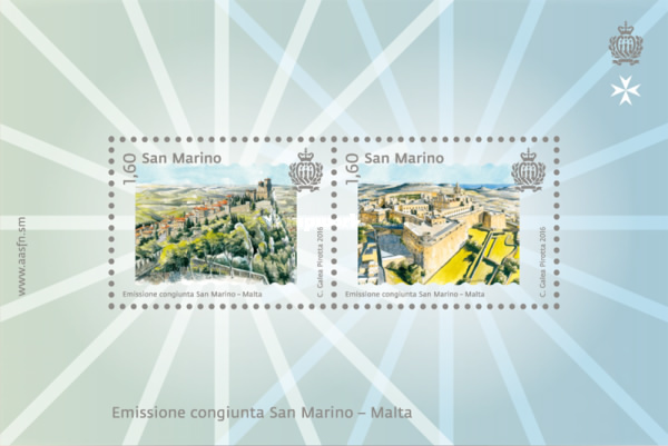[Joint Issue with Malta, Typ ]