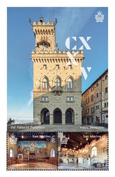 [The 125th Anniversary of the Palazzo Pubblico, Typ ]