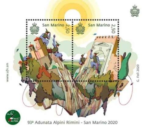 [The 93rd Alpine National Assembly - Rimini, Italy, type ]