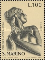 [EUROPA Stamps - Sculptures, Typ ABI]