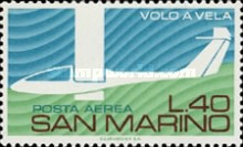 [Aviation - The 50th Anniversary of the Gliding Sport in Italy, Typ ABR]
