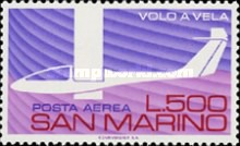[Aviation - The 50th Anniversary of the Gliding Sport in Italy, Typ ABT]
