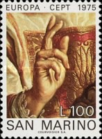 [EUROPA Stamps - Paintings, Typ ACC]