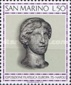[Stamps Exhibition - Naples, Italy, Typ ACK]