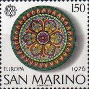 [EUROPA Stamps - Handicrafts, Typ ADH]