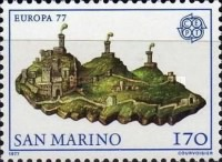 [EUROPA Stamps - Landscapes, Typ ADQ]