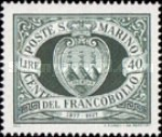 [The 100th Anniversary of San Marino Stamps, Typ ADY]