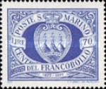 [The 100th Anniversary of San Marino Stamps, Typ ADY1]