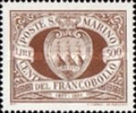 [The 100th Anniversary of San Marino Stamps, Typ ADY3]
