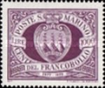 [The 100th Anniversary of San Marino Stamps, Typ ADY4]