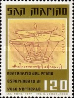 [The 100th Anniversary of the Enrico Forlanini`s Experiments with Vertical Flight, Typ ADZ]