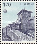 [EUROPA Stamps - Monuments, Typ AEK]