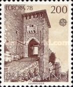 [EUROPA Stamps - Monuments, Typ AEL]
