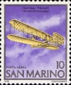 [The 75th Anniversary of the First Flight of the Wright Brothers, Typ AER]