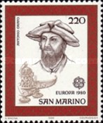 [EUROPA Stamps - Famous People, Typ AGL]