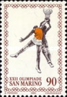[Olympic Games - Moscow, USSR, Typ AGN]
