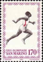 [Olympic Games - Moscow, USSR, type AGO]