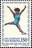 [Olympic Games - Moscow, USSR, type AGP]