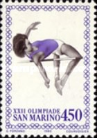 [Olympic Games - Moscow, USSR, type AGQ]
