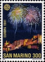 [EUROPA Stamps - Folklore, type AGY]