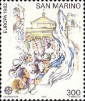 [EUROPA Stamps - Historic Events, Typ AHS]