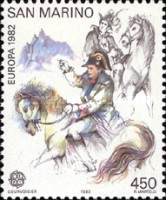[EUROPA Stamps - Historic Events, Typ AHT]